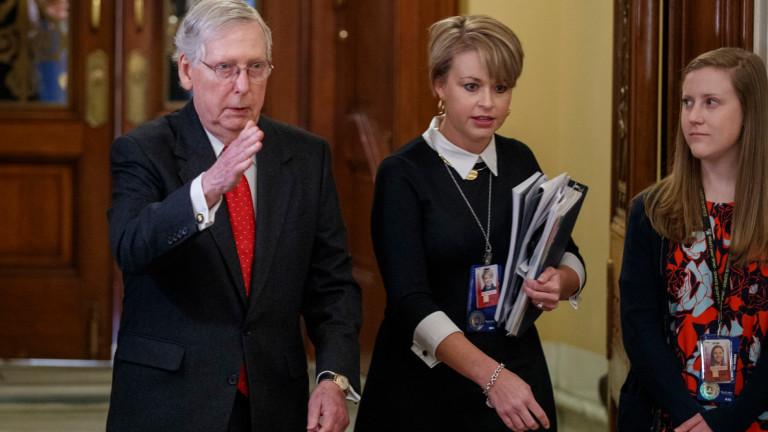 Сенатът на САЩ отхвърли 4 искания на демократите Държавният департамент