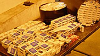 Цигари без бандерол заловиха в Кюстендил
