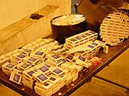Видински полицаи иззеха 920 кутии цигари без бандерол