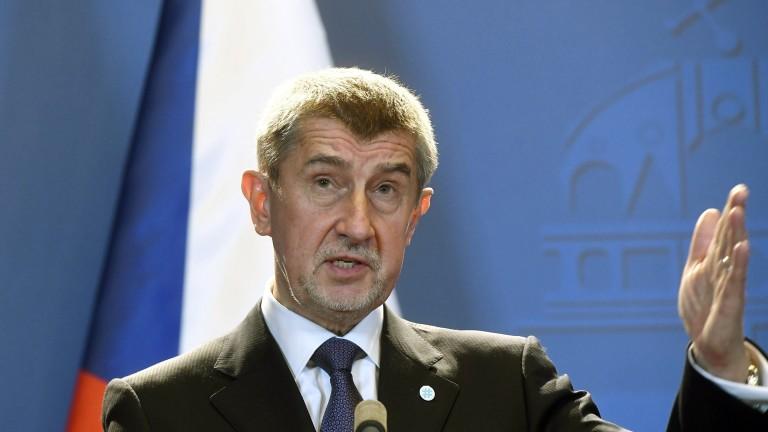 Чешкият премиер отрече за новичока