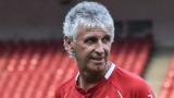 Иван Колев: Второто полувреме футбол не се игра