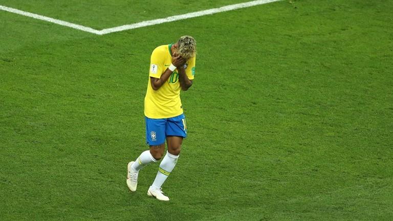 Спортните журналисти в Бразилия намериха големия виновник за равенството с