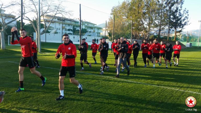 ЦСКА-София с още два качествени трансфера до края на седмицата