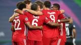 Байерн може да излезе срещу ПСЖ със състава от полуфинала