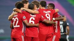 Трофей номер 5 за най-добрия отбор в Европа?