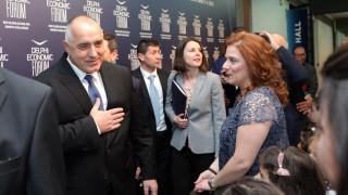 Борисов в Делфи: Свързаността е залог за бъдещето на Балканите