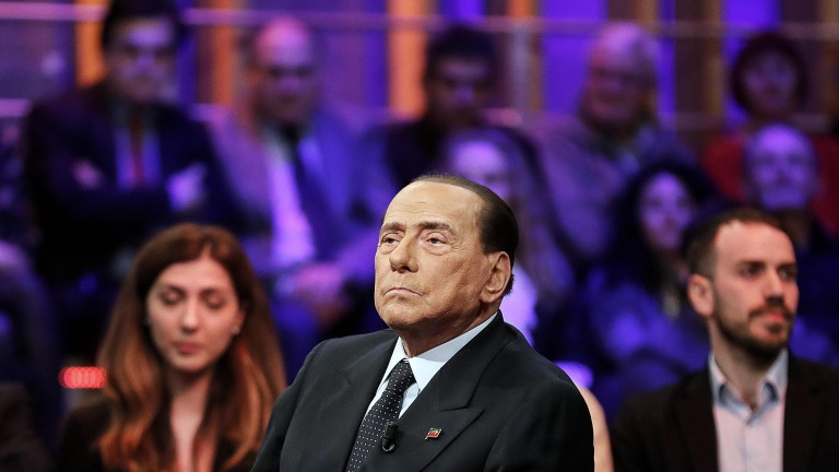 Бившият премиер на Италия Силвио Берлускони е в болница, съобщава