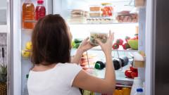 Как да оползотворим останалата храна в хладилника