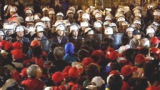 6 хиляди протестиращи поискаха оставката на тайванския президент