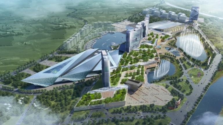 """Китайски гигант се включва в мегапроекта """"български Лас Вегас"""" край София"""