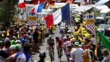 """Жулиен Алафилип спечели първата френска победа на """"Тур дьо Франс 2018"""""""