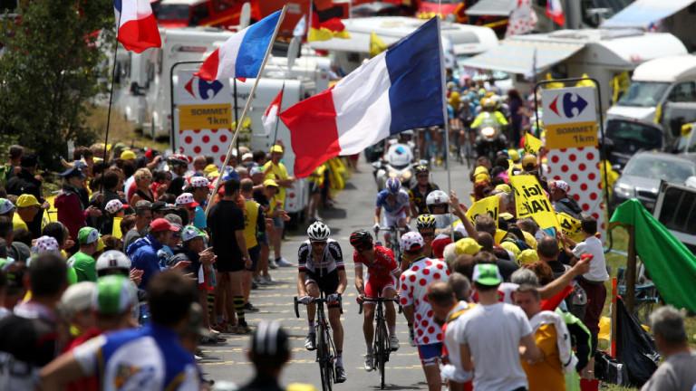 "Патрик Конрад спечели 16-ия етап от ""Тур дьо Франс"""