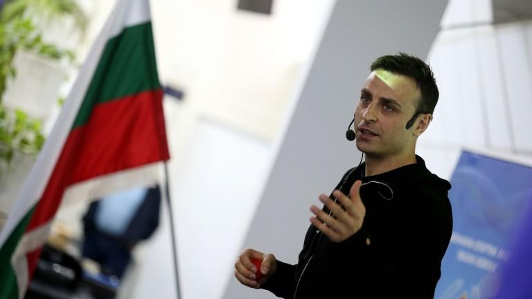 Шеф в Берое: Няма шанс Димитър Бербатов да играе при нас