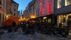Затвор за инициаторите на боя в Братислава