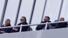 Спас Русев се изяви с картина на клоун след Общото събрание на Левски
