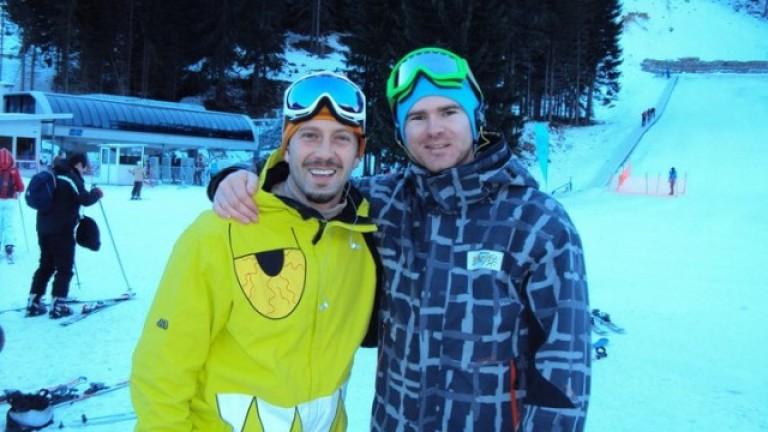 Един от оздравелите от коронавируса пациенти у нас е ски