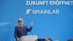 Меркел призова за подновяване на търговските преговори между ЕС и САЩ