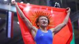 Последното препятствие пред Тайбе Юсеин в Казахстан: Аисулу Тинибекова