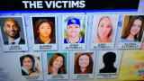 Полицията потвърди самоличността на загиналите в катастрофата с хеликоптера на Коби Брайънт