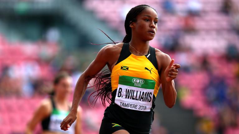 Бриана Уилямс продължава по отличен начин представянето си през 2020