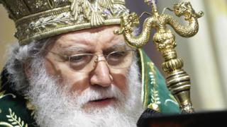 Патриарх Неофит бе удостоен с църковен орден