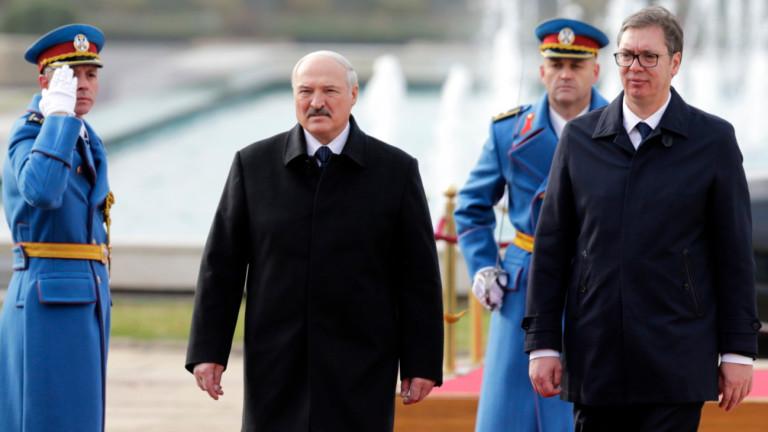 С изненадващ ход Сърбия се присъедини към ЕС за изборите в Беларус