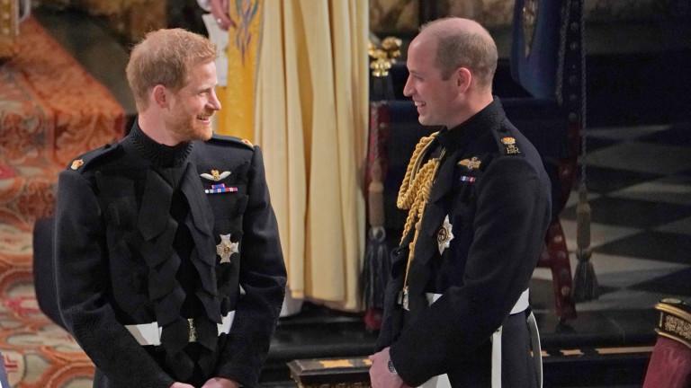 Тъгува ли Уилям за Хари