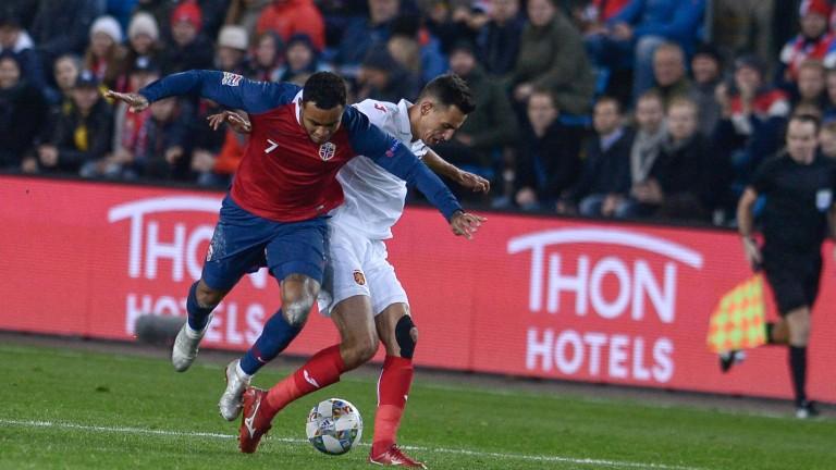 Националният ни отбор загуби с 0:1 гостуването си на Норвегия