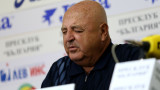 Венци Стефанов: В Славия имаме 8 осакатени