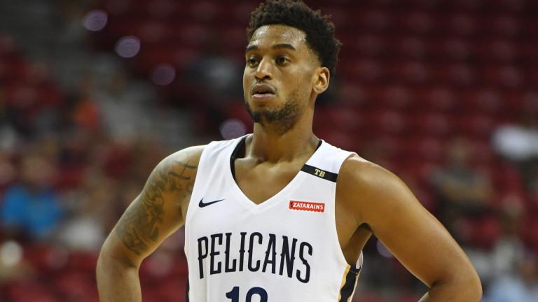Отборът на Ню Орлиънс Пеликанс започна редовния сезон в НБА