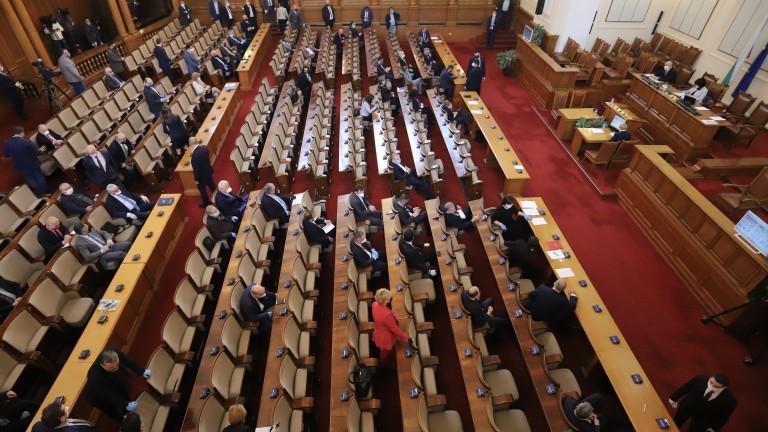 Депутатите са заеха със закона за МВР