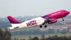 Wizz Air отвяря дестинации от и до Летище Пловдив