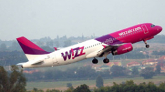 Wizz Air спира полетите София - Варна