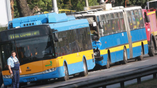 Експресни автобуси и тролеи в столицата