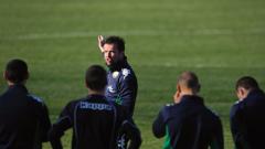 Матеус: Нямаме шанс с Англия
