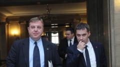 Каракачанов изтегля доклада на служебния министър Янев