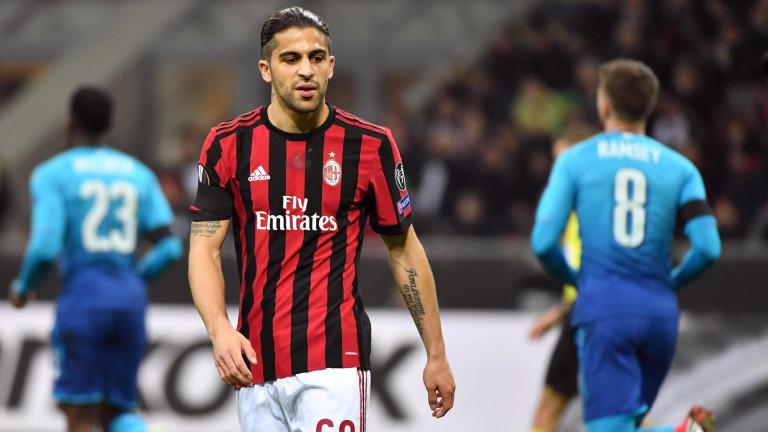 Милан може да отпрати Рикардо Родригес