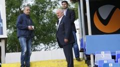 """Гонзо посрещна Люпко на """"Лаута"""": Къде си, Майсторе?!"""