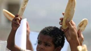 Световните лидери обсъждат кризата с храните