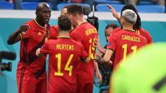 """Белгия със силен старт на Евро 2020, """"червените дяволи"""" разбиха Русия насред Санкт Петербург"""