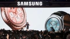 Samsung представи часовник за измерване на кръвното