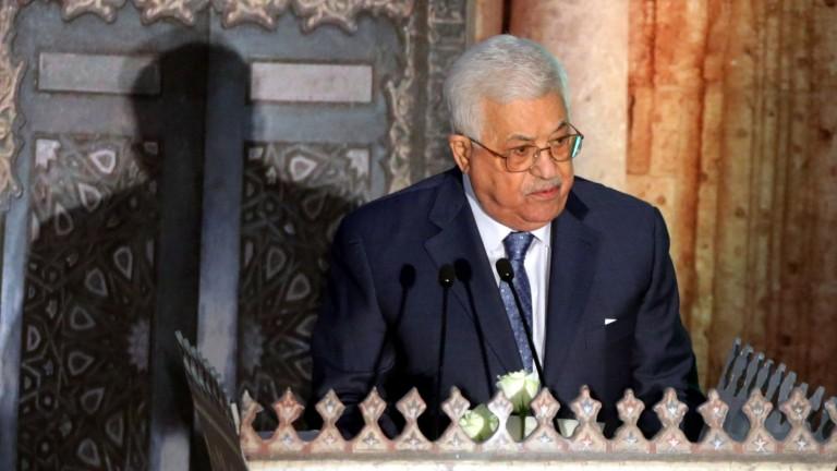 Палестинският президент Махмуд Абас разкритикува остро американския президент Доналд Тръмп