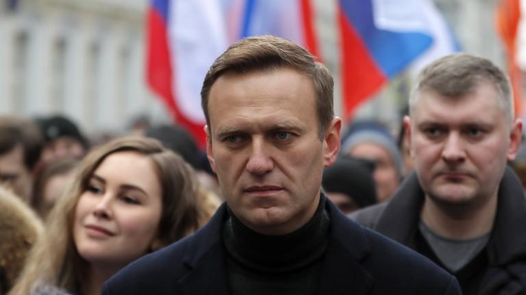 Правителството на Германия: Навални е отровен с новичок
