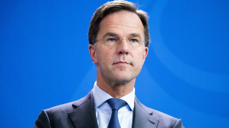 Телевизионен дебат за изборите за Европейски парламент между дясноцентристкия премиер