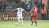 Красив гол на Георги Костадинов не стигна на Макаби (Хайфа)
