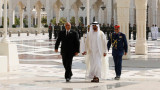 ОАЕ отбелязва пред Борисов интереси в икономика и военна промишленост