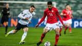 Белоти посвети гола срещу България на дъщеря си