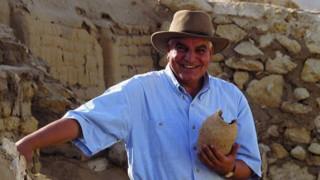 Търсят гробницата на Анксенамун, съпругата на Тутанкамон