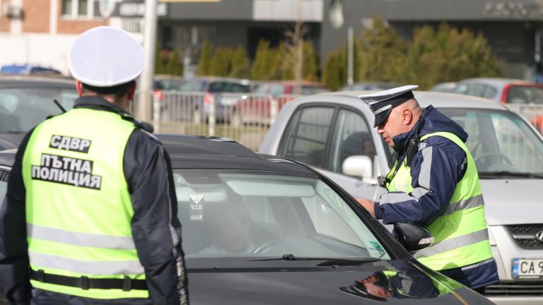 Снимка: КАТ погна нарушителите на пътя Бургас-Приморско