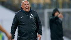 Георги Тодоров: Трябва и късмет, вратарят на Локо спаси такива положения, че...
